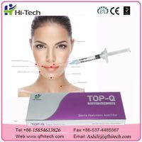 Lip Polysaccharide Hyaluronic Acid Fillers Sodium Hyauronate Injections For Cosmetic Surgery