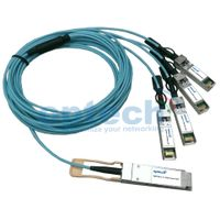 100Gbps QSFP28 Active Optical Cable AOC