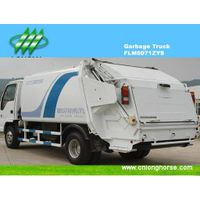 Garbage Truck,Refuse Truck,Garbage Compactor Truck, thumbnail image