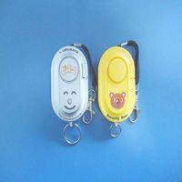 110DB bear shape led light personal alarm thumbnail image