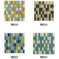 Glass mosaic mixture series