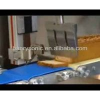 ultrasonic cutter for Rice Starch bread cutting equipment
