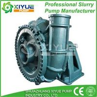 river sand pump for river dredging use