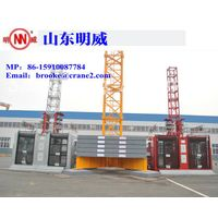 Qtz125 (6018) China Construction Equipment Tower Crane with High Quality and Competitive Price