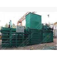 YWB1-180 hydraulic semi-automatic horizontal wastepaper baling press