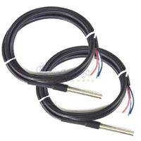 DS18B20 Digital Temperature Sensor Thermal Probe For Thermometer Waterproof