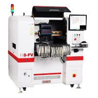 Ginkgoem High Speed SMT Pick and Place Machine SMT-Pi8Factory directly supply PCB assembly thumbnail image