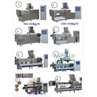 Stainless Steel Nutritional Powder Extruder Machine 200 - 260 kg/h