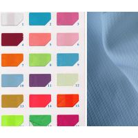 100% polyester DTY yellow wicking dry bird eye mesh fabric for sports garment thumbnail image
