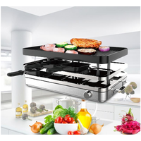 Electric BBQ Grills Raclette Grills