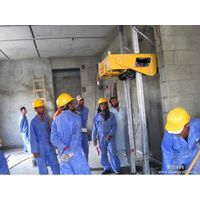 Wall Automatic Plastering Machine with Latest Technology CGZN-110S