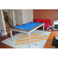 Awesome Pool Table Dining Table Hot Sell thumbnail image