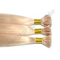 Glue Keratin U Tip Remy Human Hair Extension