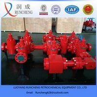 API 16C Drilling hydraulic manifolds