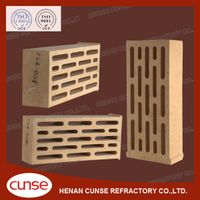 Low High-temperature Creep Clay Brick for Coke Oven