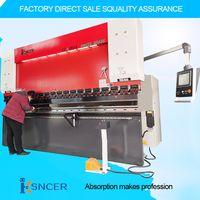 300T4.0M Electro Hydraulic Servo Automatic CNC Bending Machine thumbnail image