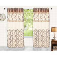 Tanyugg DIVYA LEAF Window/Door/Long Door curtain thumbnail image