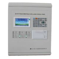 JB-KR-TC5306 Combustible Gas Alarm Control Panel