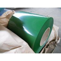 Green PPGI steel coil