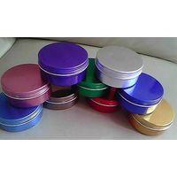 Aluminum Cosmetic Chemical Medical Jar