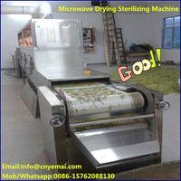 tunnel flower tea dryer&sterilizer,tea leaf drying machine thumbnail image