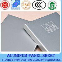 exterior and interior decorative lightweight aluminum wall cladding
