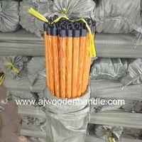 PVC coated wooden broom handle thumbnail image