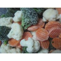 Frozen california mix vegetable