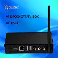 Android 4.4 OTT/TV BOX XY8A11 XBMC