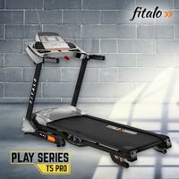Fitalo Play T5 Pro (6.0 HP Peak) DC Motor Motorised Treadmill