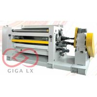 GIGA LXC-320S new Single Facer corrugated cardboard machine 2014