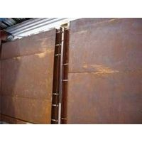 Corten A & B from Europe (Weathering Steel or Atmospheric Corrosion Resistant Steel) thumbnail image