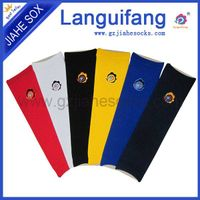 China Manufacturer Custom Sport Basketball Arm Sweatbands