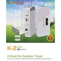 K2 jump starter