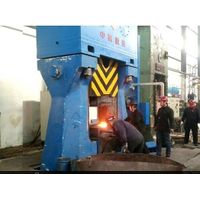 C88K Programmable Control Fully Hydraulic Die Forging Hammer 4Tons
