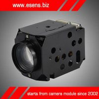 1/3-inch CMOS 10x HD Zoom Camera Module for HD-SDI Camera, IPC/IP PTZ Camera, 12V DC Power Supply