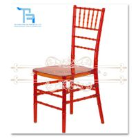 transparent resin chiavari chair tiffany chair