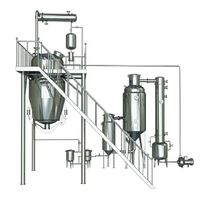 RTN series Extracting Concentrator of Single-effect Thermal Reflux