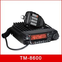 VHF UHF Mobile Transceiver 60w TM-8600 200channels