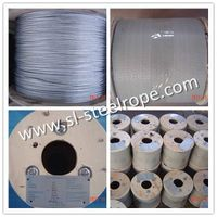 6*7+IWS galvanized steel wire rope