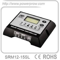 Digital 12v 15a solar charge controller pwm solar controller