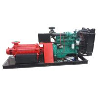 Electric Fire Pump Horizontal End Suction Type XBD-ISW thumbnail image