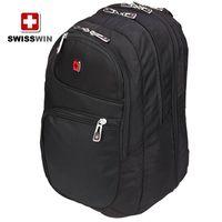 SWISSWIN Army Knife Business minimalist shoulder backpack fashion backpack school backpack thumbnail image