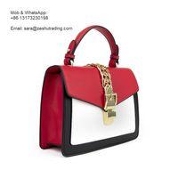 High Quality Genuine Leather Material Women Handbag thumbnail image