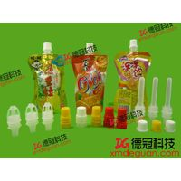 8.6mm jelly pouch spout cap
