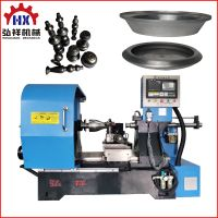 high Quantity CNC metal spinning lathes machine for sale pizza pans thumbnail image
