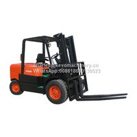 5T Diesel Forklift Truck CPCD50F