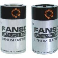 3.6V Lithium battery ER34615 Size D
