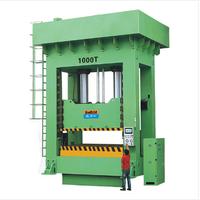 Frame Precision Hydraulic Molding Machine