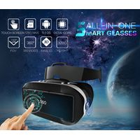 all in one VR glasses, Touch Panel 3D glasses, Android OS VR headset, only 320g thumbnail image